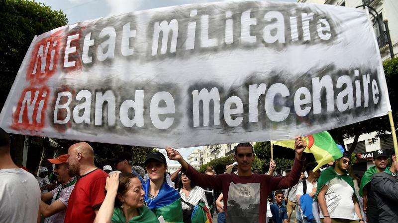 De l'Algérie au Soudan, un nouveau souffle pour les printemps arabes