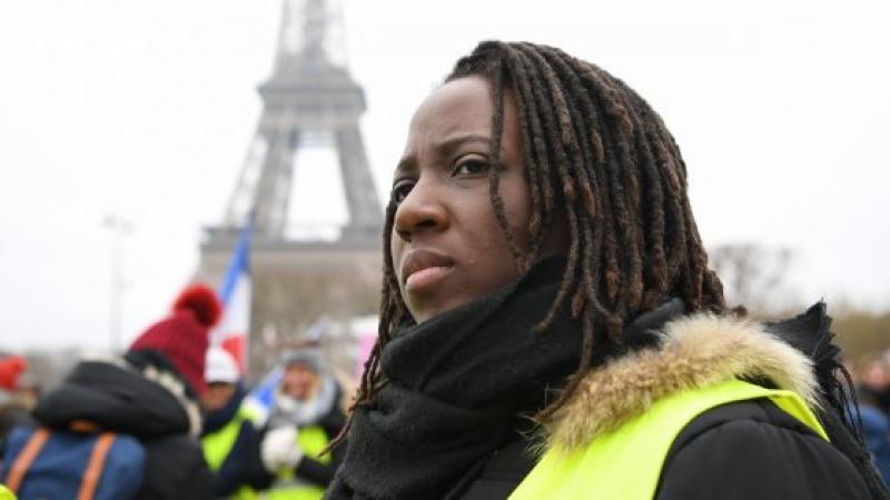 La gilet jaune Priscillia Ludosky veut saisir la Cour pénale internationale