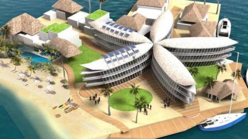 PREMIERE CONFERENCE INTERNATIONALE SUR LES ÎLES FLOTTANTES A TAHITI DU 15 AU 18 MAI
