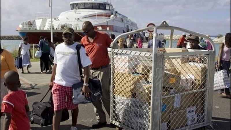 """Marie-Galante, au large de la Guadeloupe, souffre de sa """"double insularité"""""""