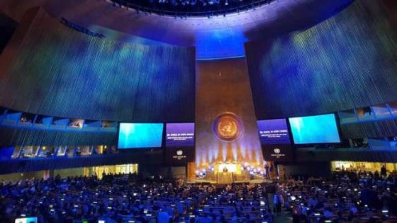 L'Océanisation du monde et la 1ère grande Conférence des Océans à l'ONU
