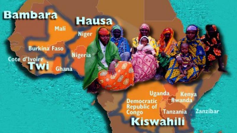 Les écoles sud-africaines enseignent le kiswahili comme deuxième langue