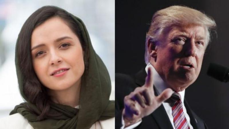 """UN ACTRICE IRANIENNE BOYCOTTE LES OSCARS POUR DENONCER LE """"RACISME"""" DE TRUMP"""