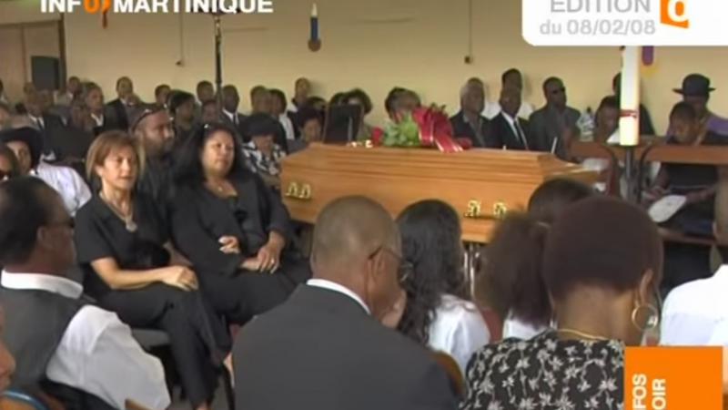 Funérailles de Marc Pulvar