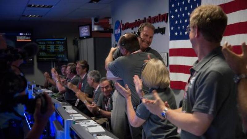 VIDEO. Jupiter. La sonde Juno capture d'étranges sons extraterrestres