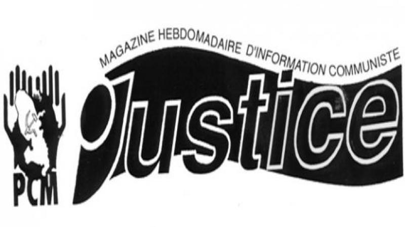 JUSTICE CONDAMNE CATEGORIQUEMENT CET ACTE BARBARE ET REVOLTANT