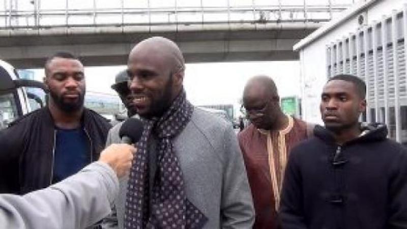 Kemi Seba expulsé du Sénégal - entretien avec Olivier Mukuna