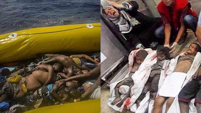 Pourquoi la mort d'Africains et de Palestiniens ne suscite-t-elle aucune émotion mondiale ?