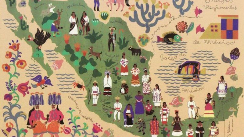 En México convergen 69 universos paralelos (uno por cada lengua)