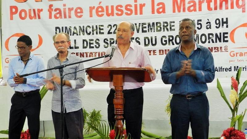 Elections territoriales : le RDM a bu la tasse