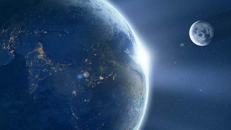 """La historia de la """"segunda Luna"""" de la Tierra, que se alejará durante la próxima semana"""