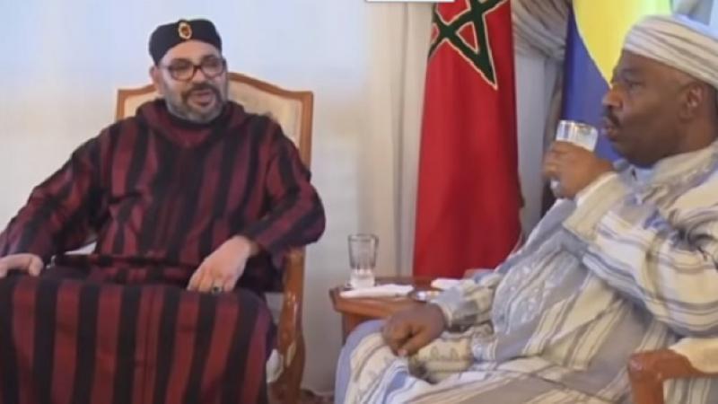 Vidéo, Gabon, Maroc : hôte de Mohammed VI, Ali Bongo vivant, mais dans quel état ?
