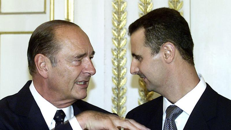 Damas rend la légion d'honneur d'Assad à la France, « esclave » de Washington
