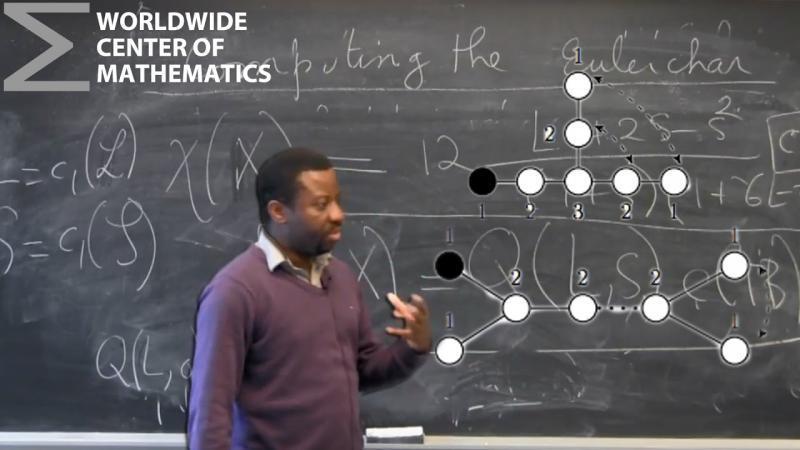 Jonathan Mboyo Esole : un futur Einstein pour l'Afrique ?
