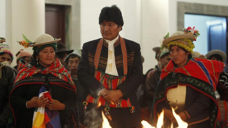 Bolivia's President Declares 'Total Independence' From World Bank And IMF