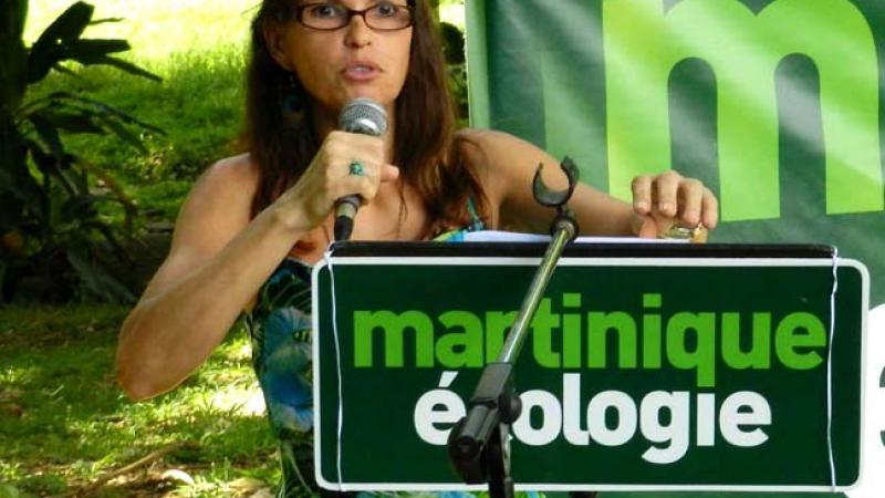 """""""MARTINIQUE-ECOLOGIE"""" : UN NOUVEAU VENU SUR LA SCENE POLITIQUE MARTINIQUAISE"""