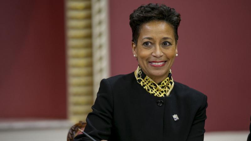 Nadine Girault, d'origine haitienne, nouvelle ministre de l'immigration au Québec