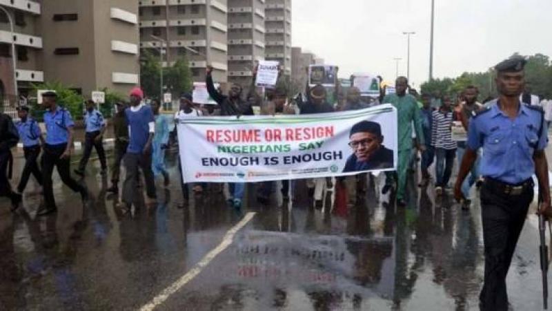 Nigéria et Algérie cherchent désespérément présidents de la République