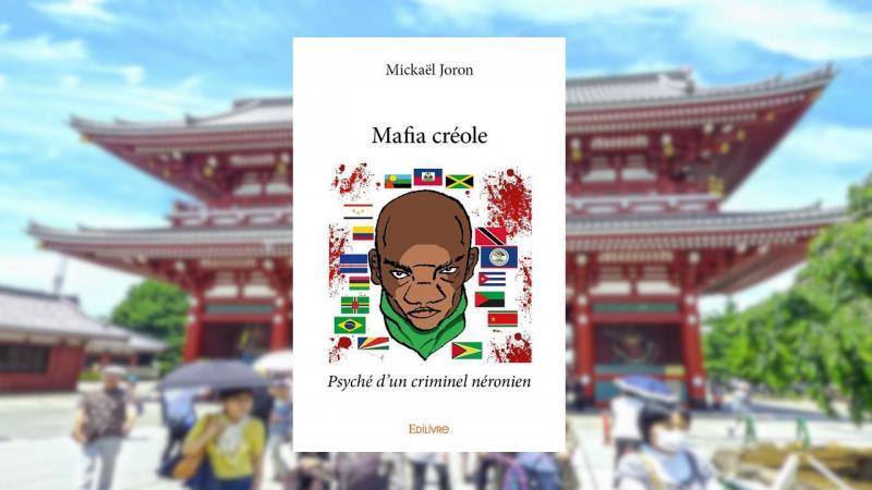 Le roman réunionnais mafia créole mis en vente au Japon