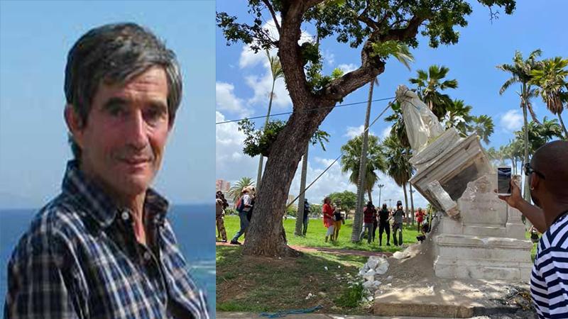 Michel Herland : anatomie du vandalisme Martiniquais ou comment mordre la main qui vous nourrit