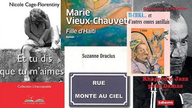 Romancières antillaises et guyanaises du temps présent (3)