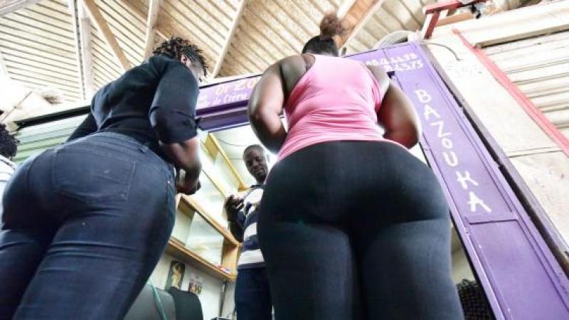 COTE D'IVOIRE: MILLE ET UNE TECHNIQUES POUR SE GROSSIR LES FESSES
