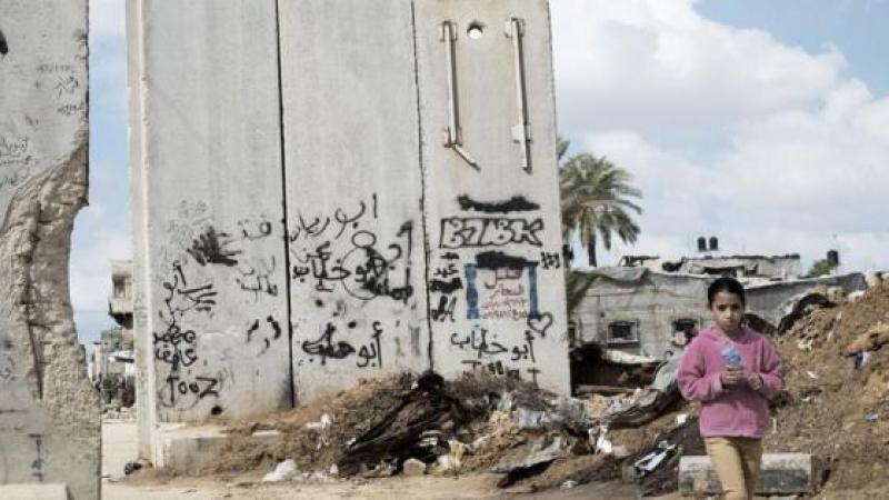 GAZA : L'IMPOSSIBLE RECONSTRUCTION