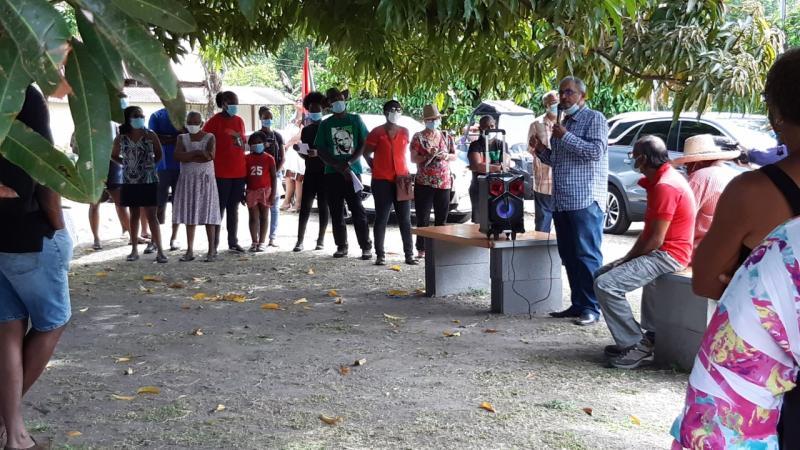 PKLS gloriyé 22 mé épi manmay Lalé Pékoul ek La-Woksèlàn