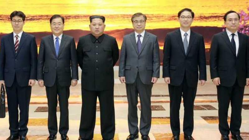 Sommet intercoréen : le sans-faute de Pyongyang