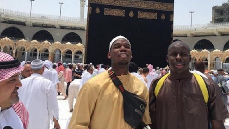 Paul Pogba et Kurt Zouma célèbrent le Ramadan à La Mecque