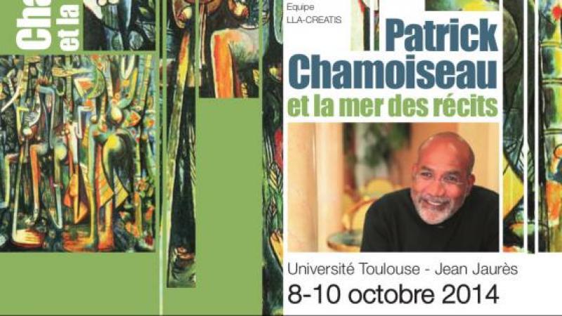 PATRICK CHAMOISEAU & LA MER DES RECITS