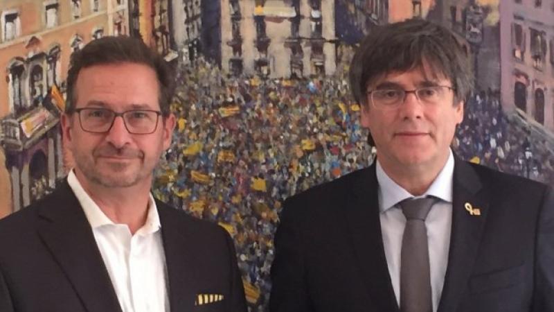 El líder del Bloc Quebequès planteja a Puigdemont una aliança Catalunya-Quebec