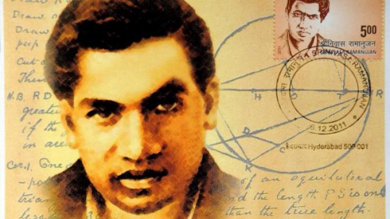 Ramanujan: el hindú al que los números le soplaban sus secretos