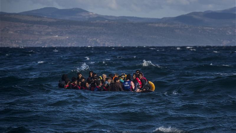 Greece secretly expels over 1,000 refugees, abandoning them at sea