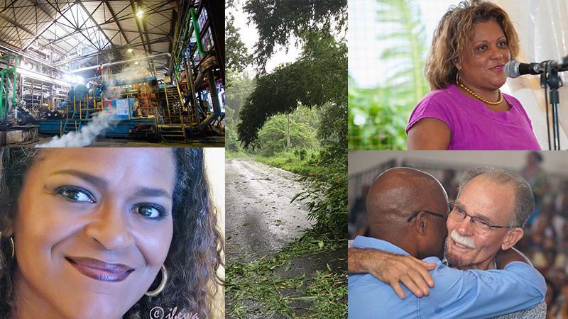 Les 10 événements les plus marquants de l'année 2017 en Martinique