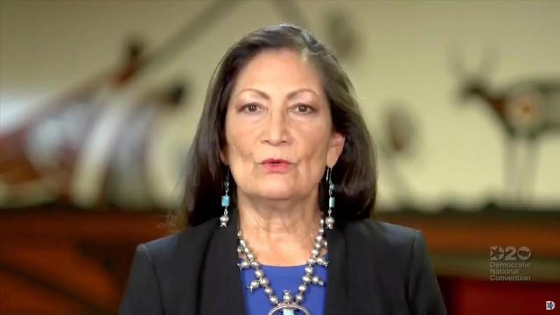 Biden to select Deb Haaland as interior secretary, the first Native American to hold that position, if confirmed