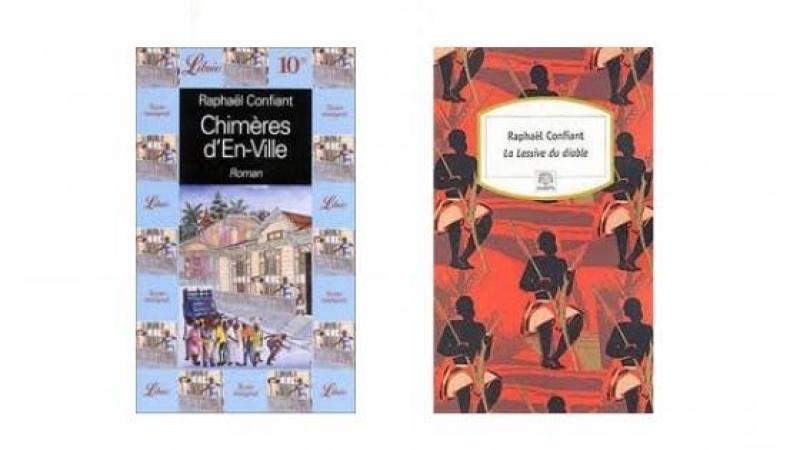 """""""La lessive du Diable"""", """"Chimères d'En-Ville"""" - Raphaël Confiant"""