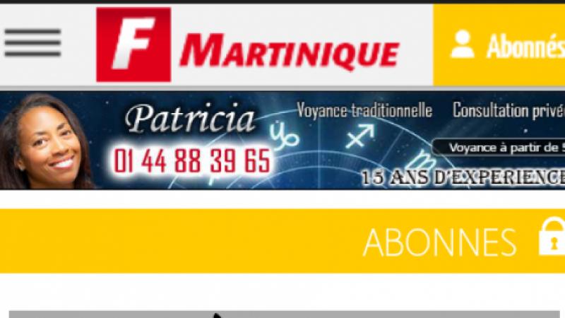COUP DE FROID SUR FRANCE-ANTILLES