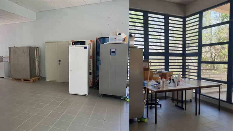 Université des Antilles : repère de mercenaires