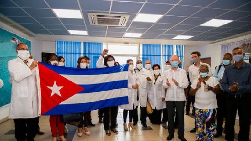 Présence cubaine et liberté de plume