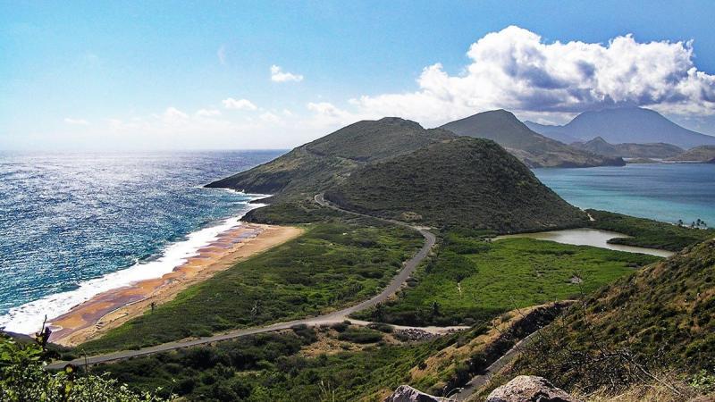 Saint-Kitts-et-Nevis contre le coronavirus COVID-19