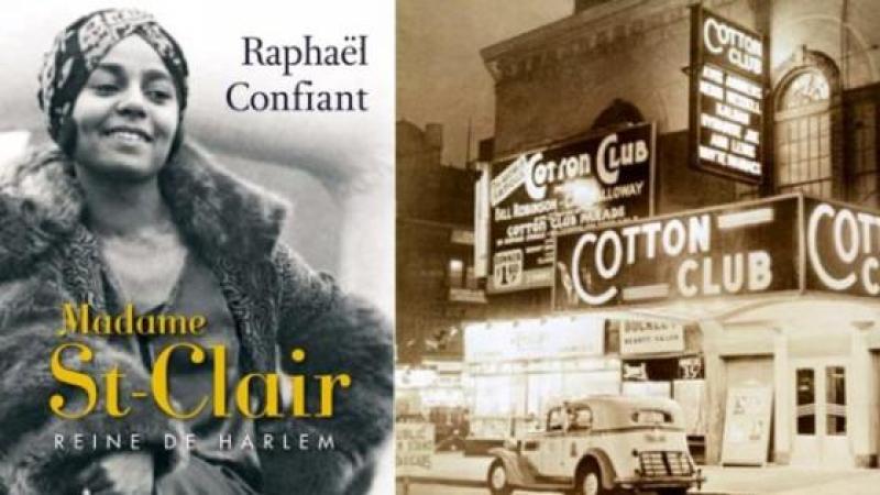 "Un regard d'Italie sur ""Madame ST-Clair, reine de Harlem"""