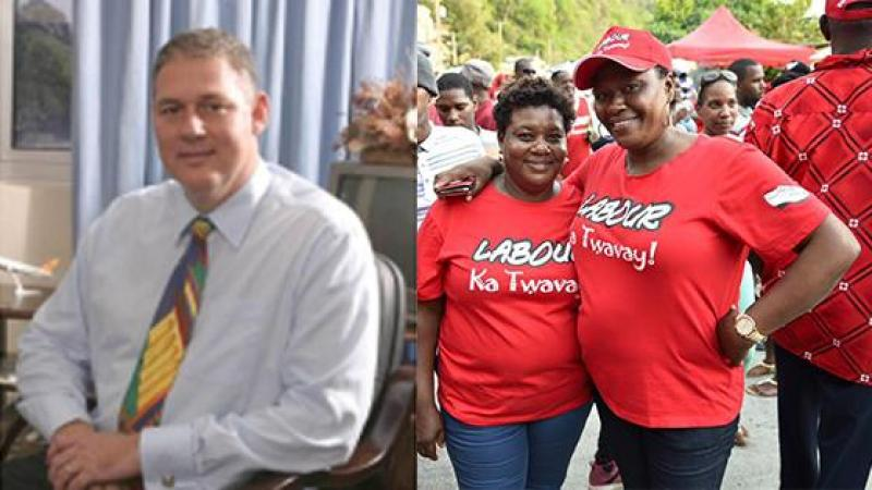 UWP wins general election in St Lucia
