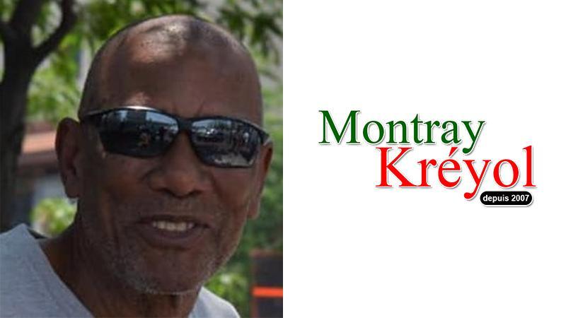 """Serge Troudart : """"Erez-di-bonnè nou ni Montray Kréyol !"""""""