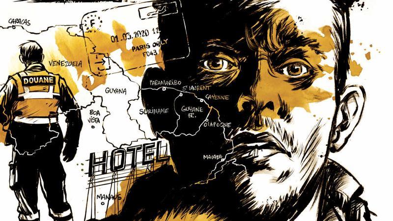 De Caracas à Paris, l'odyssée sans fin d'une « mule » chargée de cocaïne