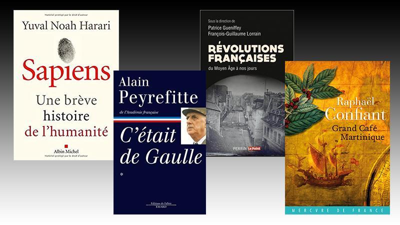 Yves-Léopold Monthieux : mes 4 livres de l'année 2020