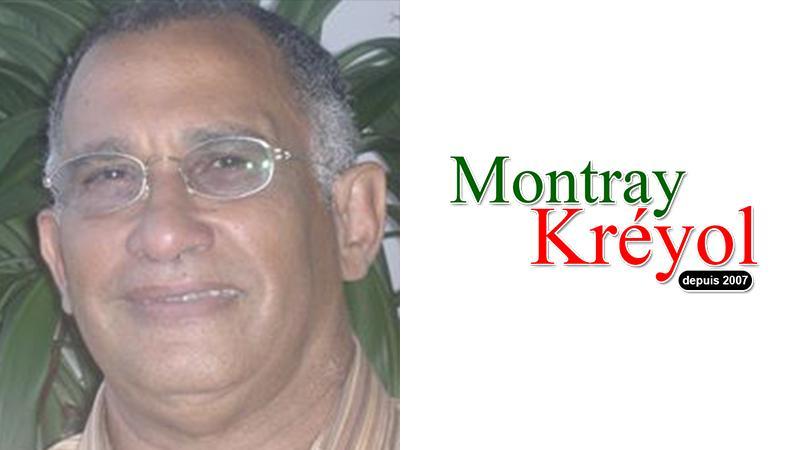 Christian Louise-Alexandrine soutient Montray Kréyol