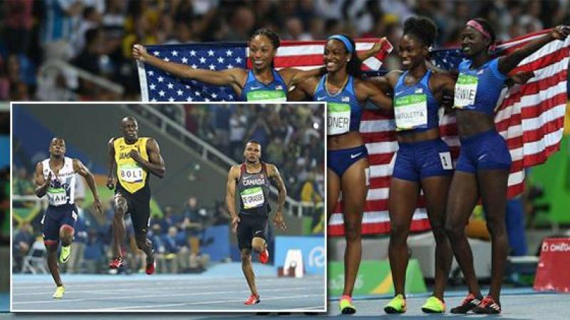 Le mythe du Noir grand sportif devant l'Eternel