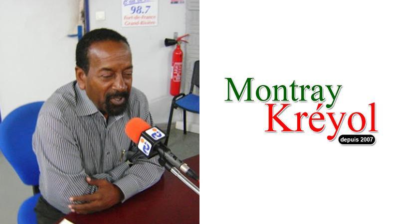 Camille Moutoussamy soutient Montray Kréyol