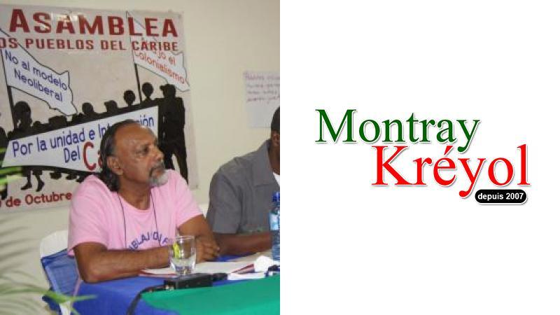 Léandre Marimoutou ka soutienn Montray Kréyol